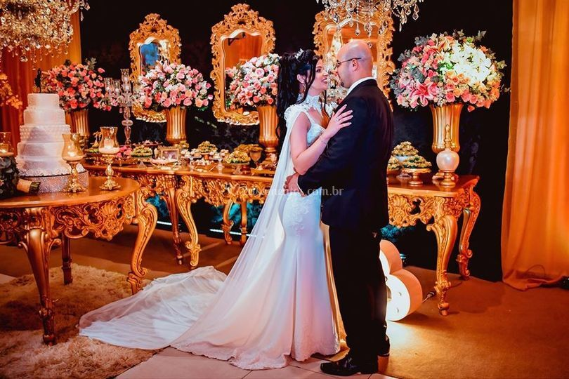 Casamento Giselle & Luã
