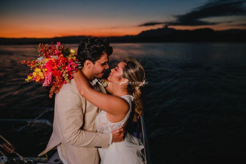 Casamento no Mar