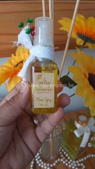 Mini Home Spray, Água Perfumad