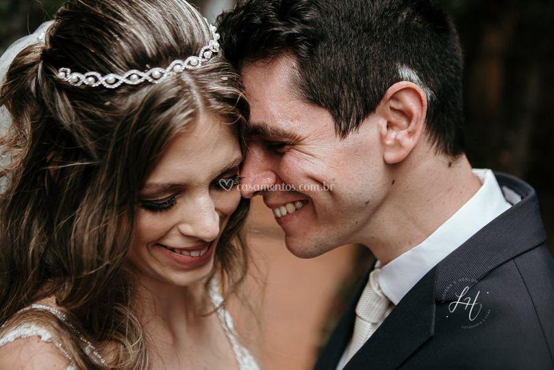 Renata e João