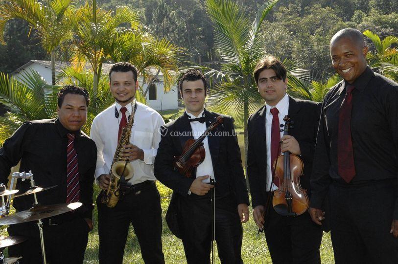 Quinteto clássico