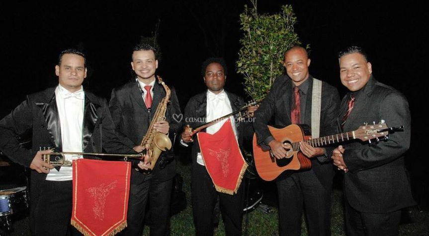 Quinteto popular