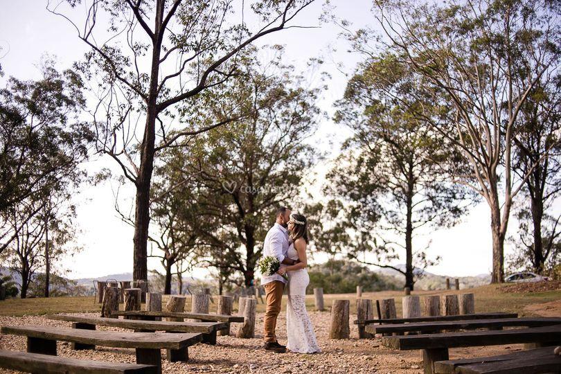 Pré-wedding
