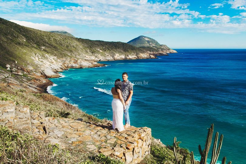 Pré-Wedding Arraial do Cabo