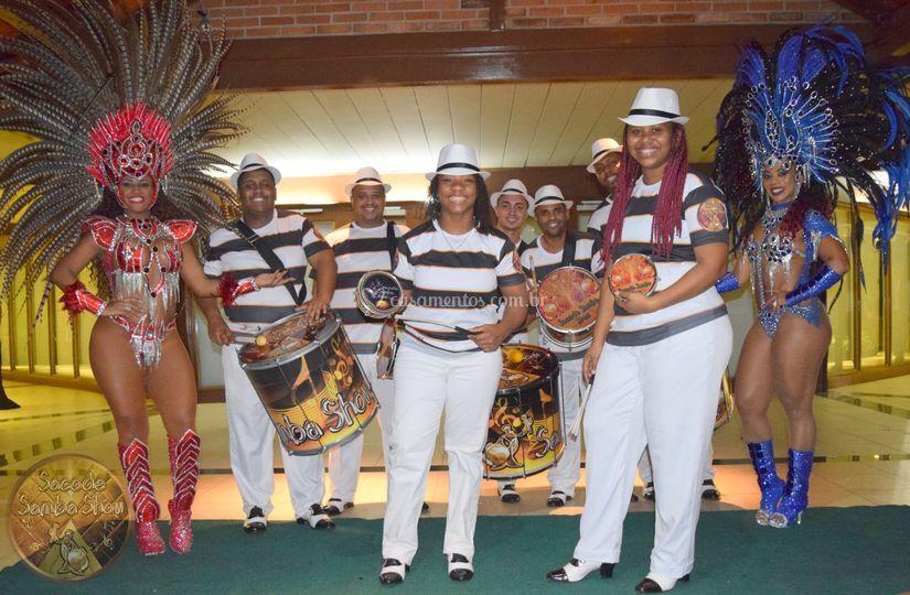 Sacode Samba Show