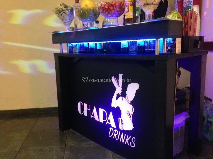 Mesa do bar