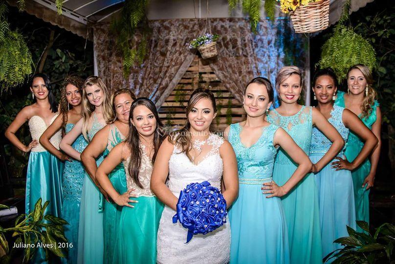 Casamento Tauane e Junior