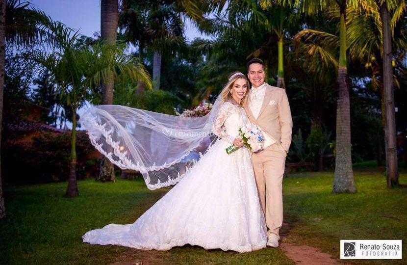 Casamento Alana e Gabriel
