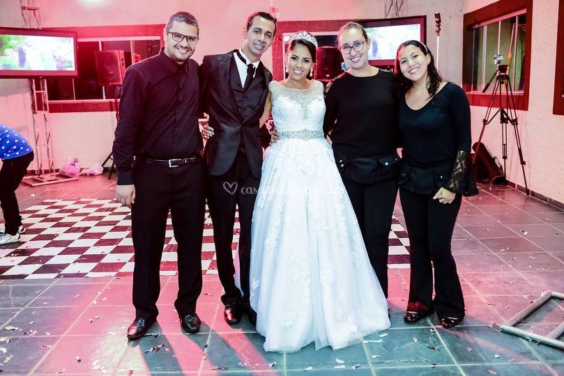 Casamento Andressa e Renan