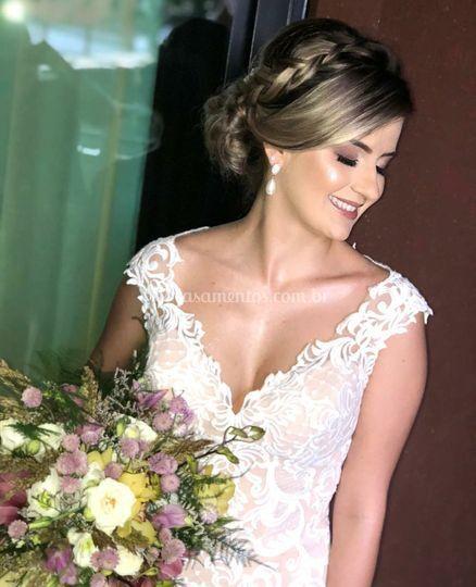 Noiva Samy