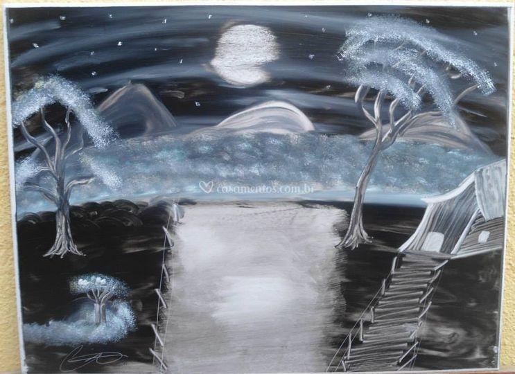 Pintura noturna