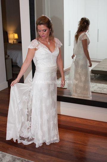 Vestido Magali Vieira
