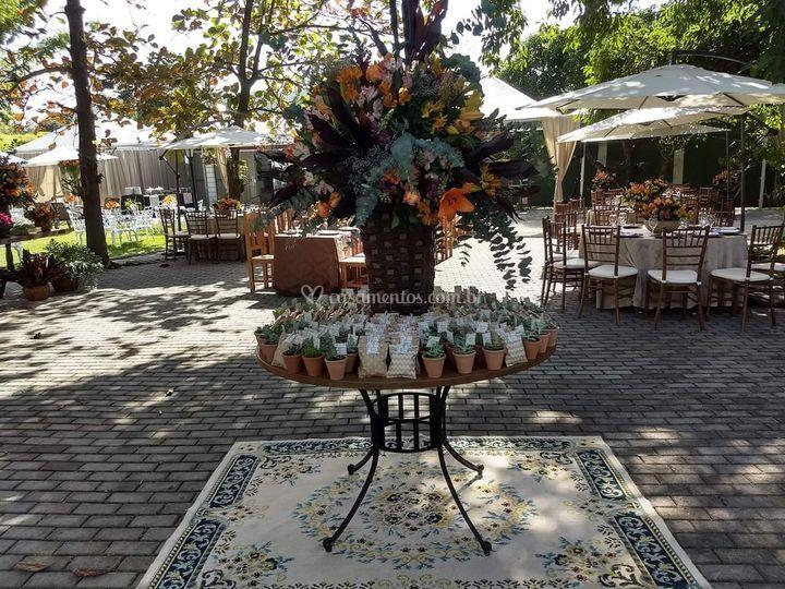 Mesa bem casado