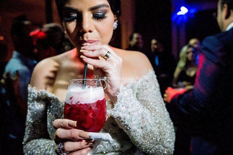 Drink da noiva - oito coquetéi