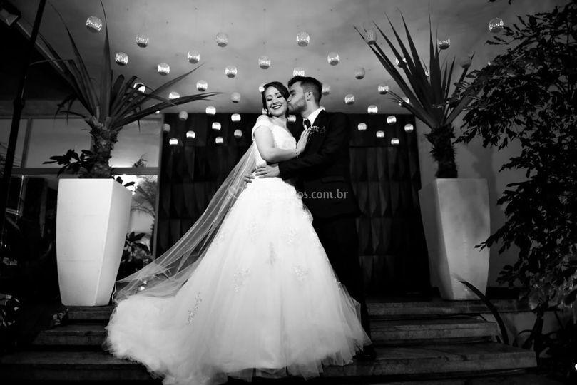 Casamento em salão