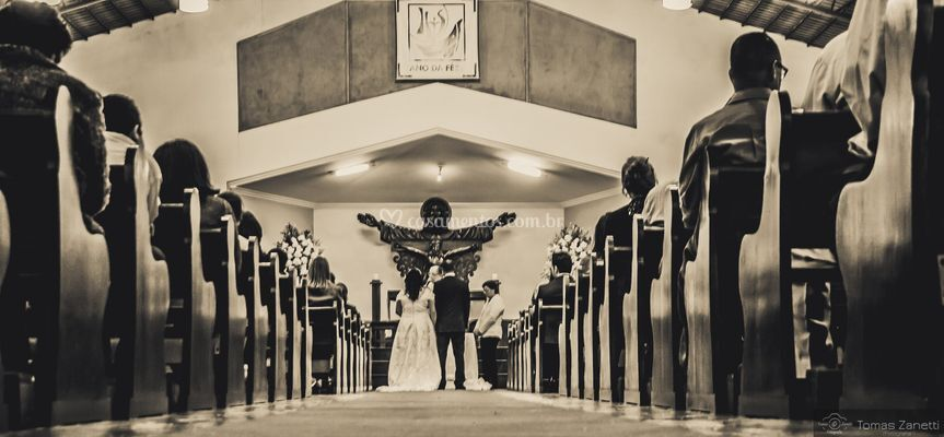 Registro na igreja
