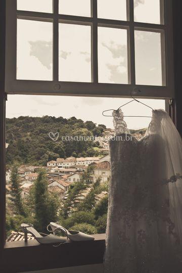 Fotos vestido da noiva