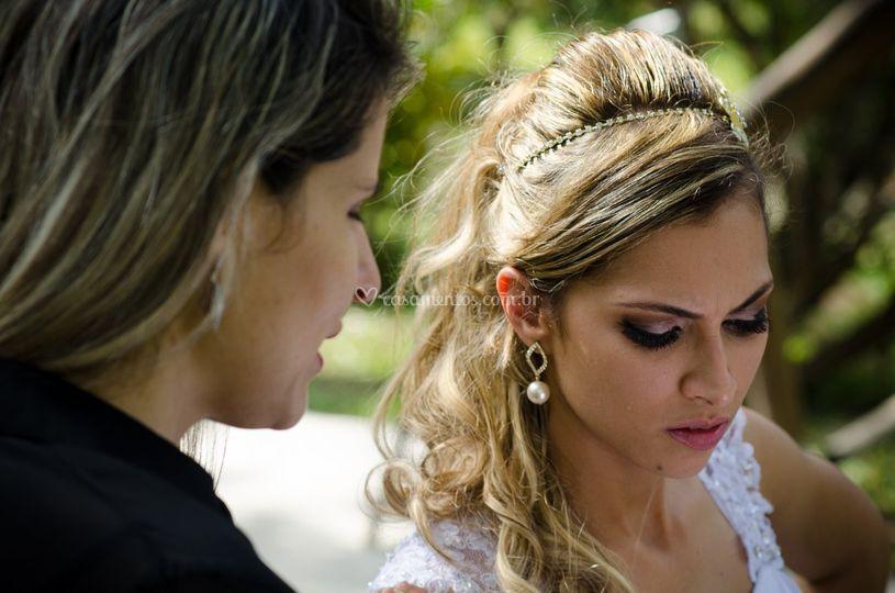Com noiva Wilza