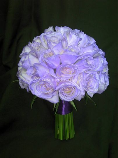 Buquê lilás