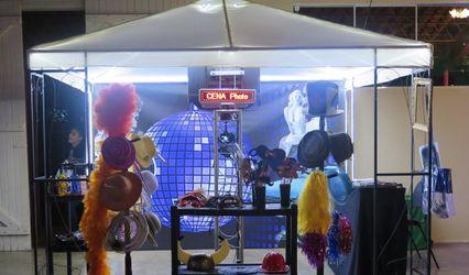 Cena Photo Cabine e Totem de Fotos