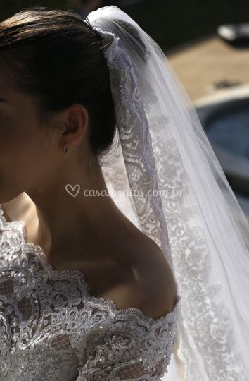 Vestido de Noiva Dalena