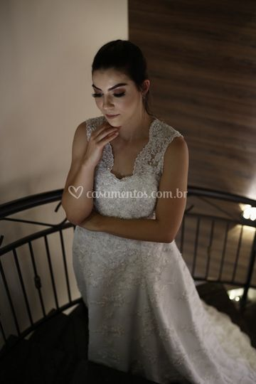Vestido de Noiva Victoria