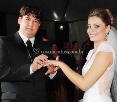 Casamento de sonho - cobertura cerimônia