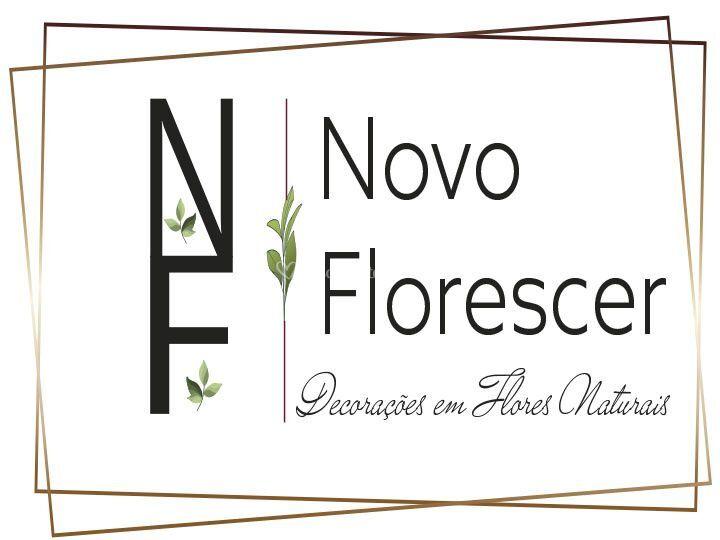 Logotipo Novo Florescer