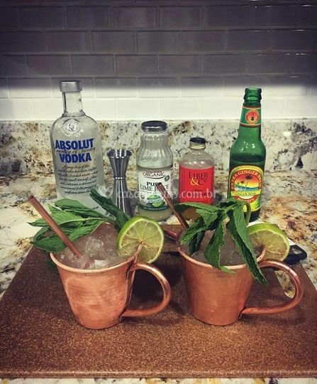 Nosso moscow mule