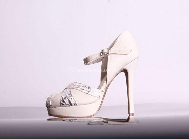 Sapatos para celebração