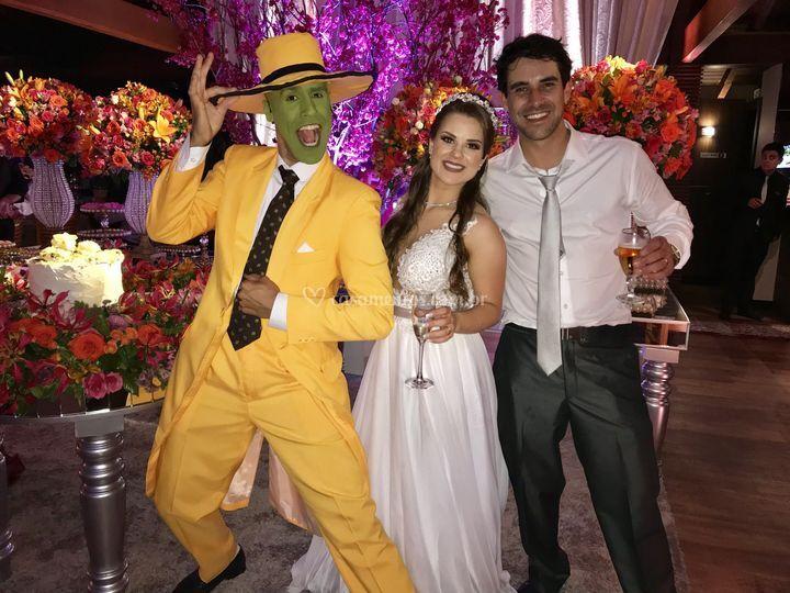 Casamento Recanto do Fabio