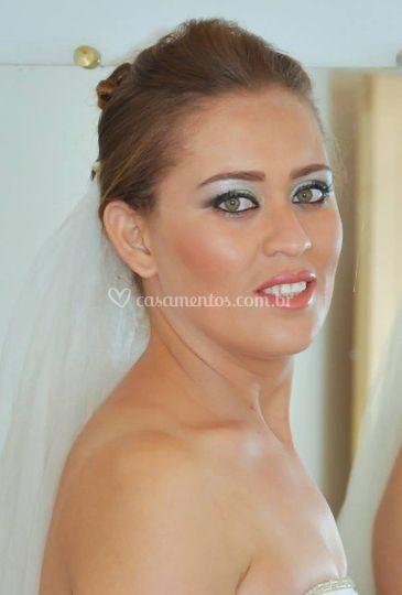Uma linda noiva