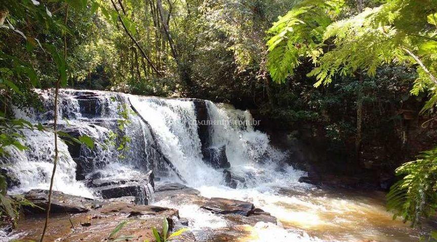 Cachoeira prox Rib. Preto