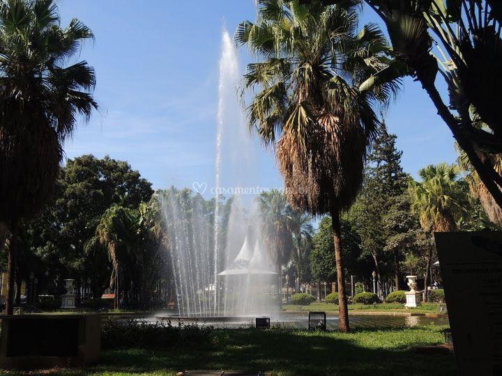 Praça XV - local surpresa
