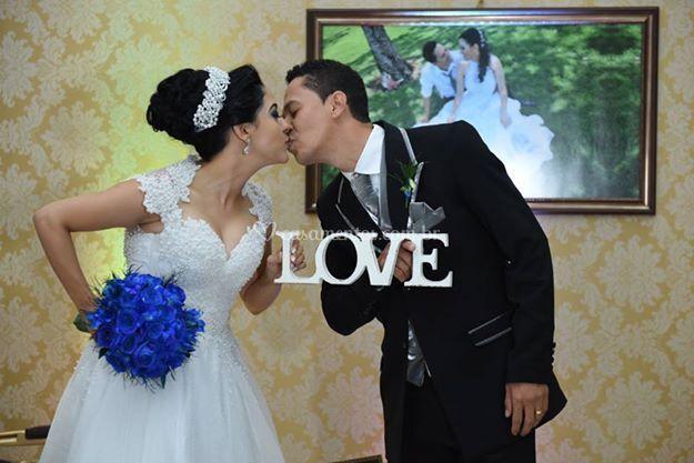 é o amor..