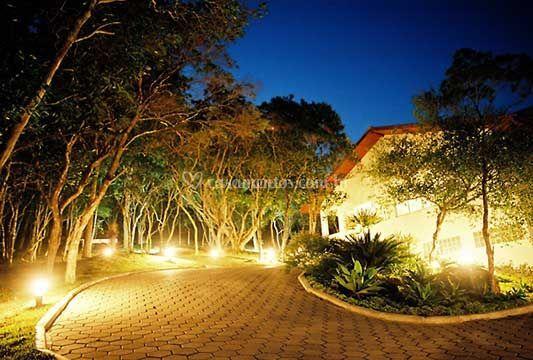 Salão do Bosque - Noite