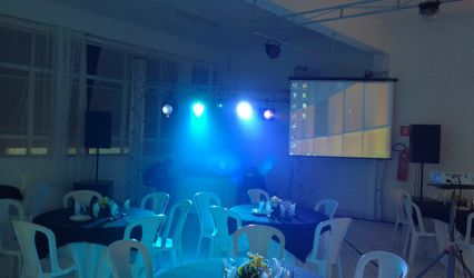 DJ Rony Som e Luz 1