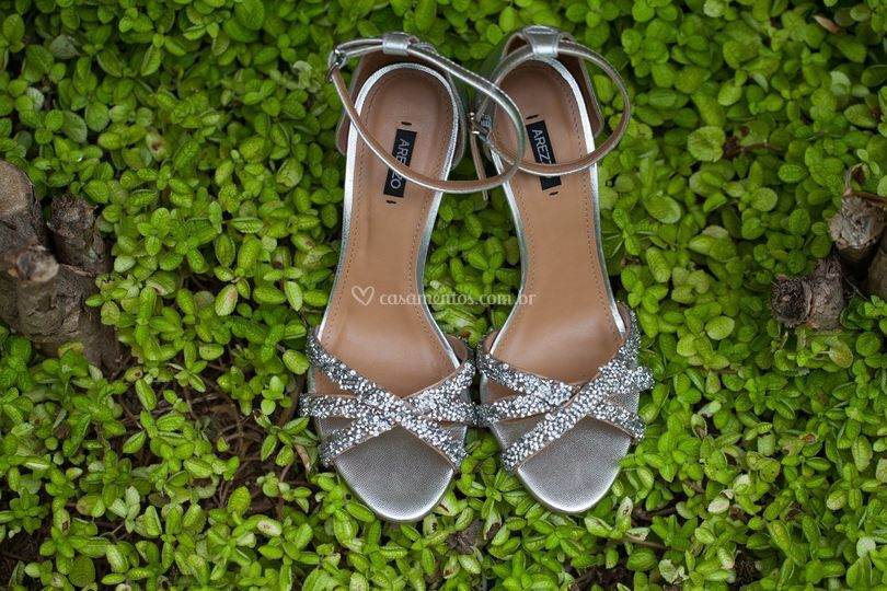 Sapato-Noiva