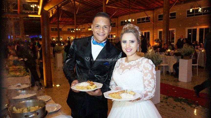 Casamento Salão Paraiso