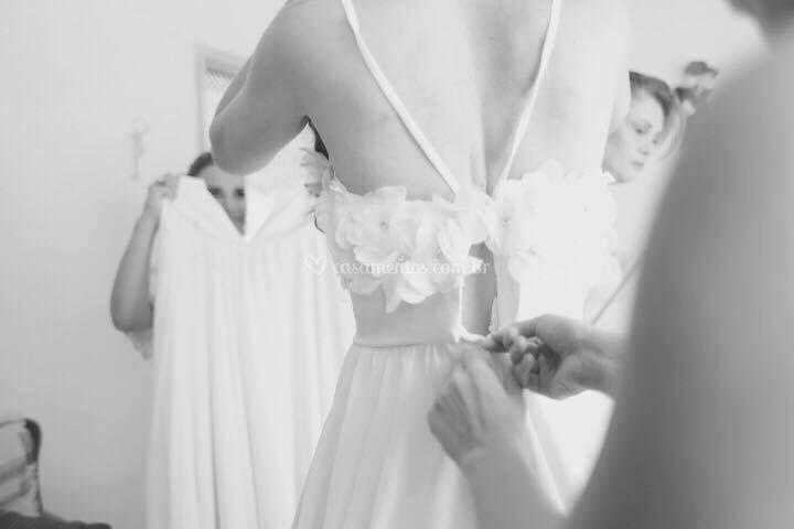 Ahh o sonhado vestido