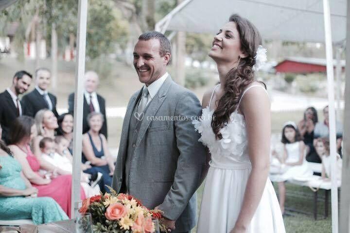 Ariane e Henrique