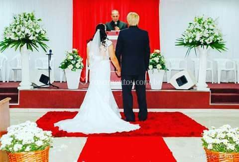 Casamento Carmelinda e Romeu