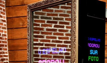 Iselfie Espelho Mágico