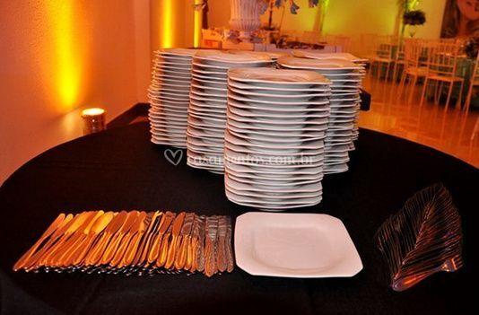 Serviço de buffet