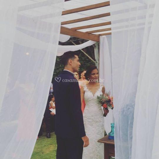 Casamento em 17 do 02 de 2018
