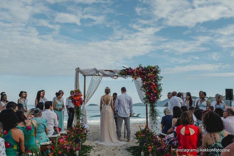 Casamento Kelly &Gabriel