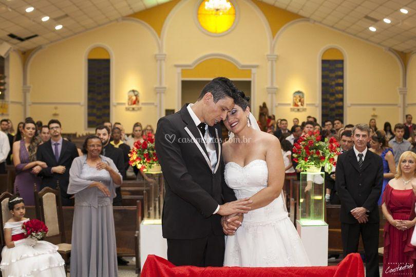 Casamento igreja católica