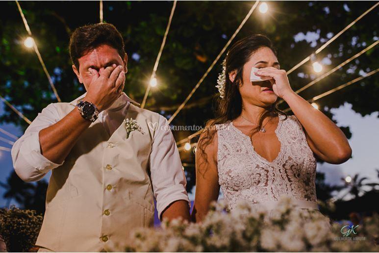 Marcela e Vitor