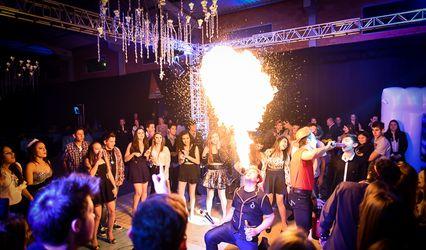 Fire Flair Bartender 1