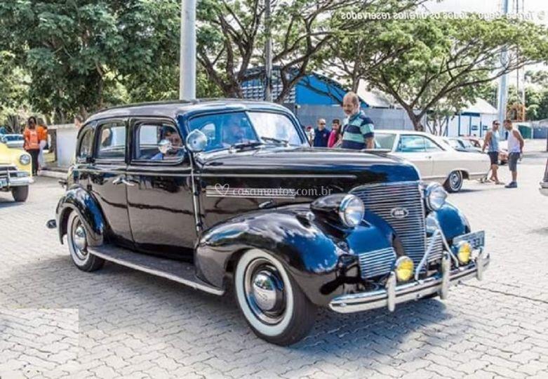 Chevrolet Master 1939  - Dispo